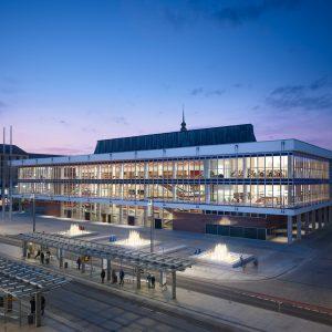 Kulturpalast Dresden- Betoninstandsetzung und Oberflächenschutz